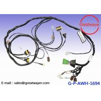 Wholesale TXL 6 AWG  2 Way 6 Pin Front Car Door Wire Harness Waterproof Male Female Wire Connectors from china suppliers