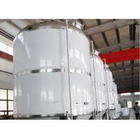 Wholesale Fermentation Tank 500 L + Ferment Growing Tank  - Brewery Dairy SUS 304 316L  Stainless Steel from china suppliers