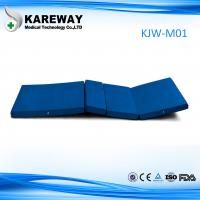 Wholesale Blue Hospital Foam Mattress , 8CM Hospital Bed Memory Foam Mattress KJW-M01 from china suppliers