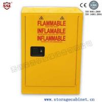 Wholesale SSM100012P Metal Portable Chemical Storage Cabinet With Single Door Flammable Safety Cabinet from china suppliers