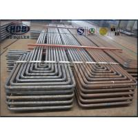 Buy cheap Carbon Steel Coils Superheater And Reheater Nickel Base Process For CFB Boiler ASME from wholesalers
