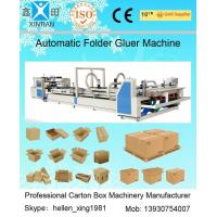 Wholesale Automatic Corrugated Gluer Machine from china suppliers