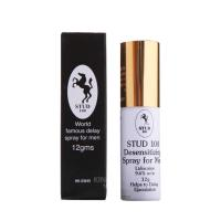 Wholesale UK Stud 100 Desensitzing Spray 12G / Bottle Long Lasting Spray For Men from china suppliers