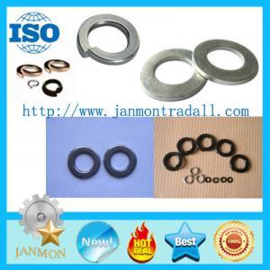 Wholesale Black/Zinc Plated Spring Washer,Black flat washer,Zinc plated flat washer,Spring steel washer,Steel flat washer from china suppliers