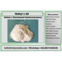 99% Raw Powder Methyl 1 AD Methyl - 1 - Etiocholenolol - Epietiocholanolone For Bodybuilding