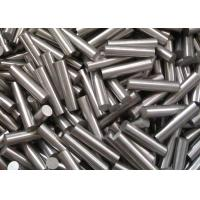 Wholesale Dimensional Stability Alnico Rod Magnets , Cast Alnico 500 Round Bars Alnico 5 Alnico 38/5 from china suppliers