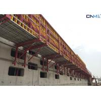 Wholesale Simple Moving Cantilever Scaffolding System , Hanging Scaffolding Systems from china suppliers