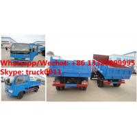 Wholesale High quality and competitive price CLW brand 4*2 RHD diesel 3tons mini dump truck for sale, tipper vehicle for sale from china suppliers
