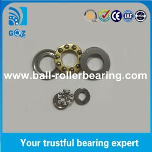 Wholesale Thrust Miniature Ball Bearings F3-8M F4-9M F5-10M F6-12M F6-14M F7-15M F8-16M F10-18M from china suppliers