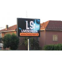 Wholesale DIP 346 Advertising Outdoor LED Billboard P10 Full Color 1R1G1B from china suppliers