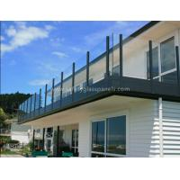 Wholesale Indoor Decorative Structural Garden Balustrades Glass Handrails For Balcony from china suppliers