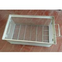 Buy cheap disinfection medical basket / Disinfection Wire Mesh Basket with cap from wholesalers