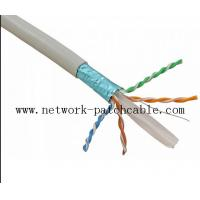Wholesale Computer 4P Cat6 FTP Cable 23AWG Network Cable with Earth wire from china suppliers