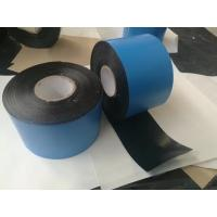 Wholesale White Or Black Color Self Adhesive Bituminou Tape For Oil Pipeline from china suppliers