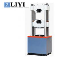 Wholesale 100T Microcomputer Control Electronic-Hydraulic Servo Universal Testing Machine from china suppliers
