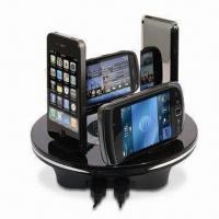 Wholesale Fast Multi Mobile Phone Charger, Charging 6 Devices at Same Time for 90% Electronics from china suppliers