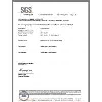 Wuxi Jiazhou Artificial Turf Co.,Ltd Certifications