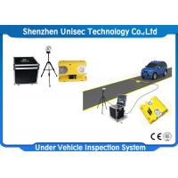 Wholesale Mobile Under Vehicle Inspection System Security Equipment CE / ISO Approved from china suppliers