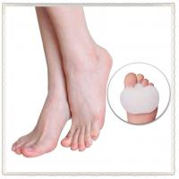 Wholesale Silicone Gel Foot Forefoot Metatarsal Pads Toe Cushion Insoles Cushion Forefoot cushion from china suppliers