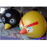 Wholesale Customizable Inflatable Angry Birds Full Filled Helium Balloons Parade On Street from china suppliers