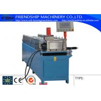 Wholesale High Speed Light Steel Stud and Track Roll Forming Machine With PLC Control System from china suppliers