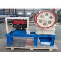 Wholesale Mobile Small 23Kw Diesel Jaw Crusher Electric Motor Drives ER300×1300 from china suppliers