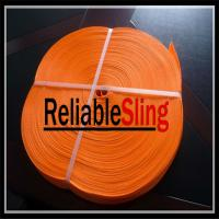 Wholesale 100% High Tenacity Polyester Ratchet Strap Webbing Orange Color from china suppliers