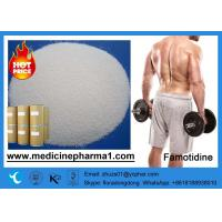 Buy cheap 99% Crystalline Powder Famotidine CAS 76824-35-6 for Peptic Ulcer Disease (PUD) from wholesalers