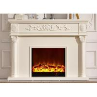 Wholesale Fake Flame Led European Electric Fireplace Portable Antique Decorative Fireplace from china suppliers