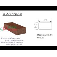 Buy cheap WPC material OLDA-09 69*34.5mm from wholesalers