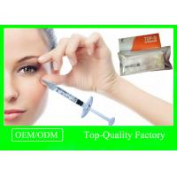 Wholesale Sub skin 30mg Large Particles No Animal Hyaluronic Acid Fillers / Sodium Hyaluronate Injection 50ml syringe from china suppliers