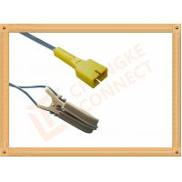 Wholesale MEK SPO2 Probe Sensor DB6 Pin Veterinary Animal Use , Copper Conductor from china suppliers