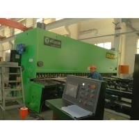 Buy cheap 16mm thckness 6000mm CNC Hydraulic Shearing Machine for metal plate from wholesalers