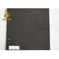 Wholesale 200gsm Grey Needle Punch With Flower Standard PVC Dots Backing Felt from china suppliers