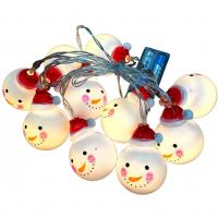 Buy cheap Snowman led christmas string from wholesalers