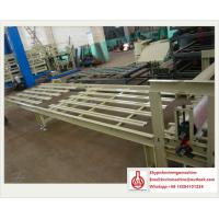 Wholesale Sandwich Board Construction Material Making Machinery with Roller Extruding Craft from china suppliers