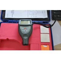 Wholesale Portable Digital Powder Coating Testing Equipment Coating Thickness Gauges 0 - 1250 µ from china suppliers