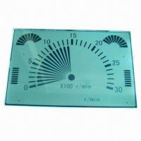 Buy cheap Customized Car and Motor Meter LCD Panel from wholesalers