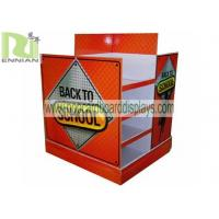 Wholesale Advertising Supermarket Pallet cardboard pos display stands For clothes from china suppliers
