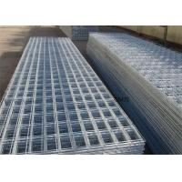 Buy cheap Professional Galvanized Welded Wire Mesh Panels 14 Gauge For Rabbit Cage Floor from wholesalers