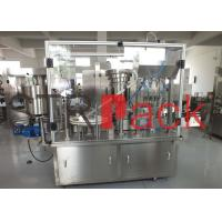 Wholesale Small bottle filling and Capping equipment with PLC microcomputer control from china suppliers