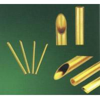Wholesale ASTM B111 C68700 / C44300 Seamless Thin Wall Copper Tubing O.D.3 - 60mm from china suppliers