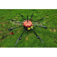 Quality 8 axis agric UAV quad copter,farmer UAV plane for sale