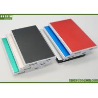 Wholesale Battery Charger Portable Ultra Slim Power Bank Custom Color Logo from china suppliers