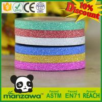 Quality single sided waterproof antistatic custom printed diy decoration japanese washi paper tape for sale