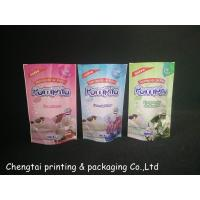 Wholesale 11* 17.5 Cm Stand Up Bags And Pouches Packing Liquid Detergent / Washing Powder from china suppliers