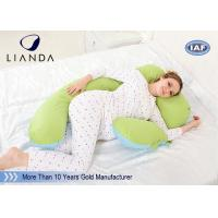 Wholesale Customized Full Body U Shaped Pregnancy Pillow , Body Pillow For Pregnant Moms from china suppliers