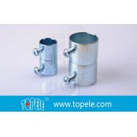 Wholesale Hot Dip Galvanized EMT Conduit And Fittings With American Standard Steel Set Screw Coupling from china suppliers