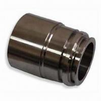 Wholesale Precision Turned Part, Made of Aluminum, Available with Hard Coat Anodized Surface Finish from china suppliers