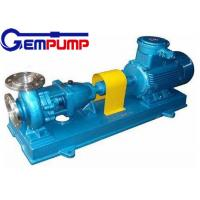 Wholesale IH Horizontal Single Stage Chemical Centrifugal Pump for  food industry pump from china suppliers
